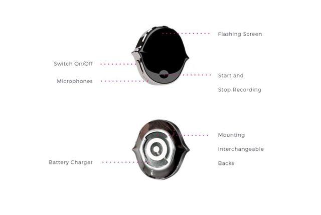 大切なアイデアを忘れずにKEEP。テキスト変換できる小型ボイスレコーダー「Senstone」