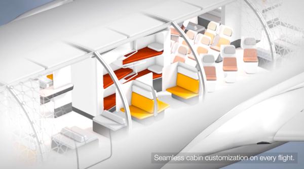 未来の空の旅は、「個々のフライトをパーソナライズ」する?