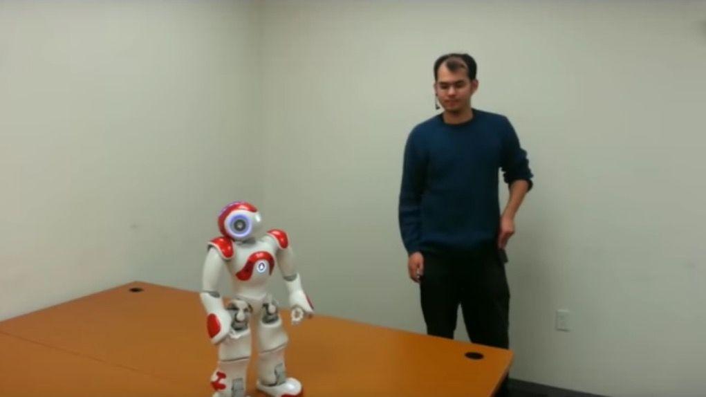 ついに「反抗するロボット」が開発された・・・(動画あり)