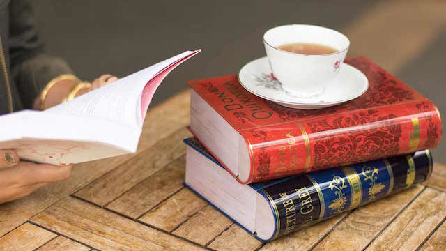 飲むよりも、インテリアとして楽しみたい紅茶「NOVELTEAS」