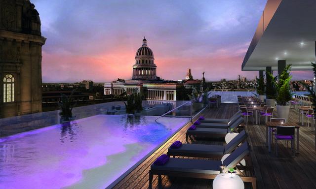 キューバのホテル事情に異変!?歴史的建造物をリノベーションした初の5つ星ホテルとは?