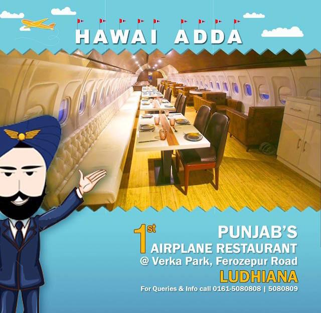 インドでは、飛ばない「飛行機レストラン」が空席待ちの人気ぶり