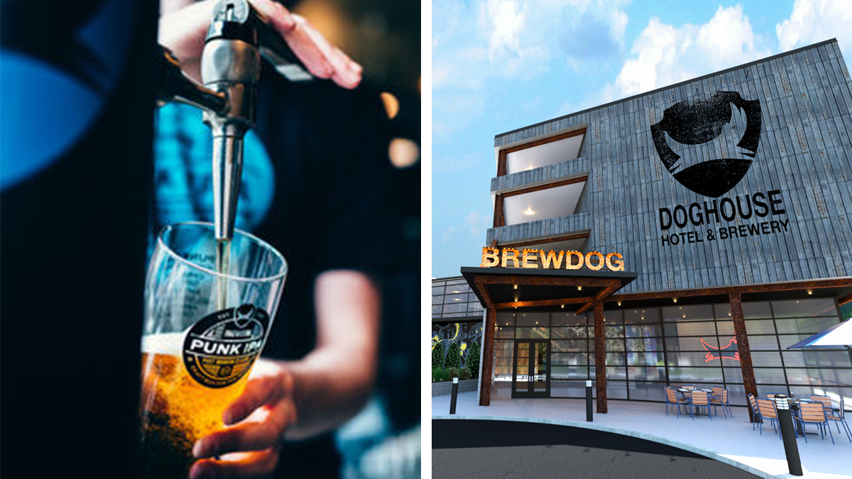 あのBrew Dogが仕掛ける、ビールラバーにとって天国のようなホテル