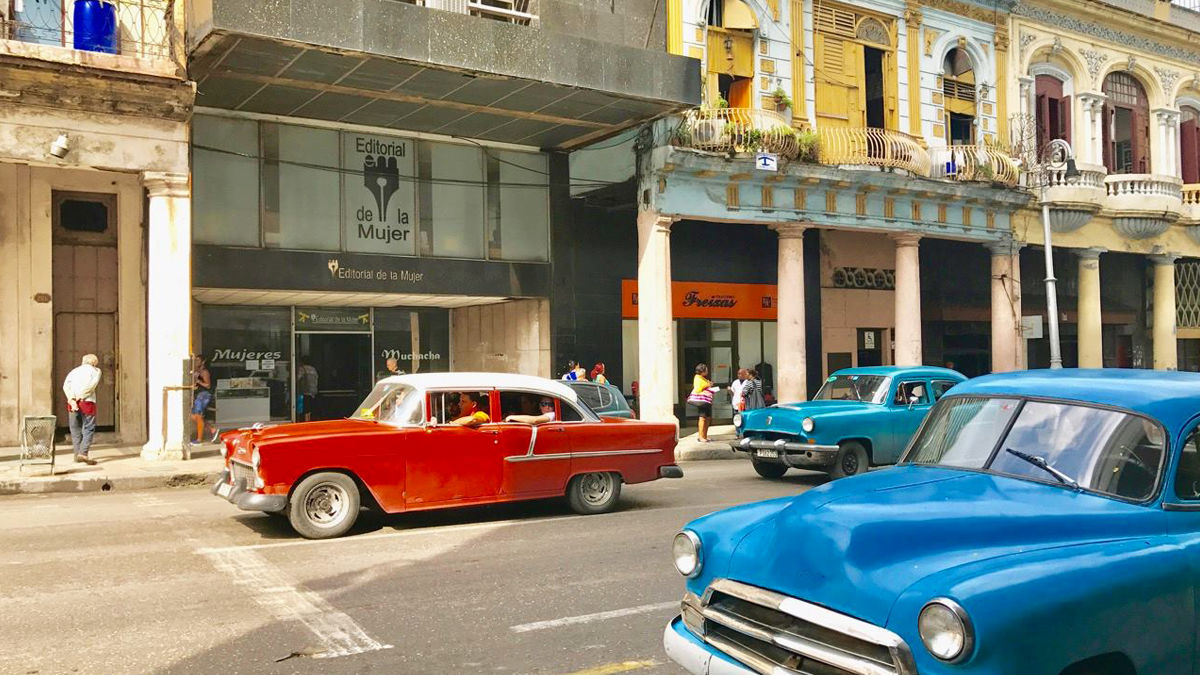 キューバの四重苦は本当だったけれど、シームレスな世界のなかで、むしろそれは楽しみになる。