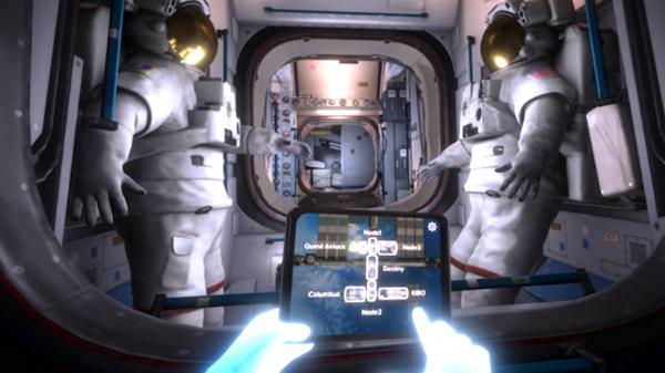 宇宙飛行士となり国際宇宙ステーションをVR体験せよ!