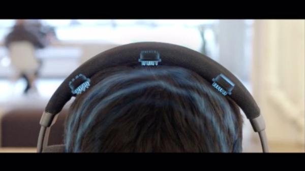 このヘッドホンには、あなたの「集中力」を高める秘密がある。