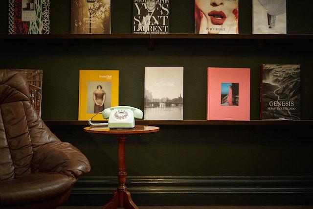 音楽、本、アート。それぞれを愛する人のために「極上のスイートルーム」をつくりました。