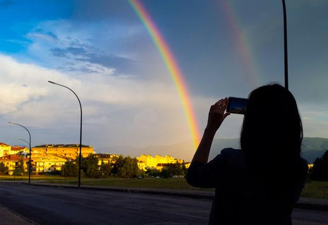 えっ、いつから虹は「七色」になったの?
