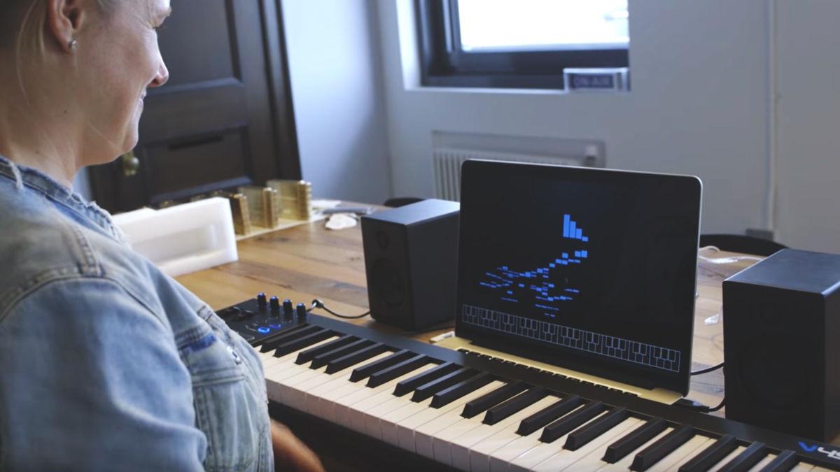 音楽仲間がいなくたって、AIがジャムってくれるぞ!