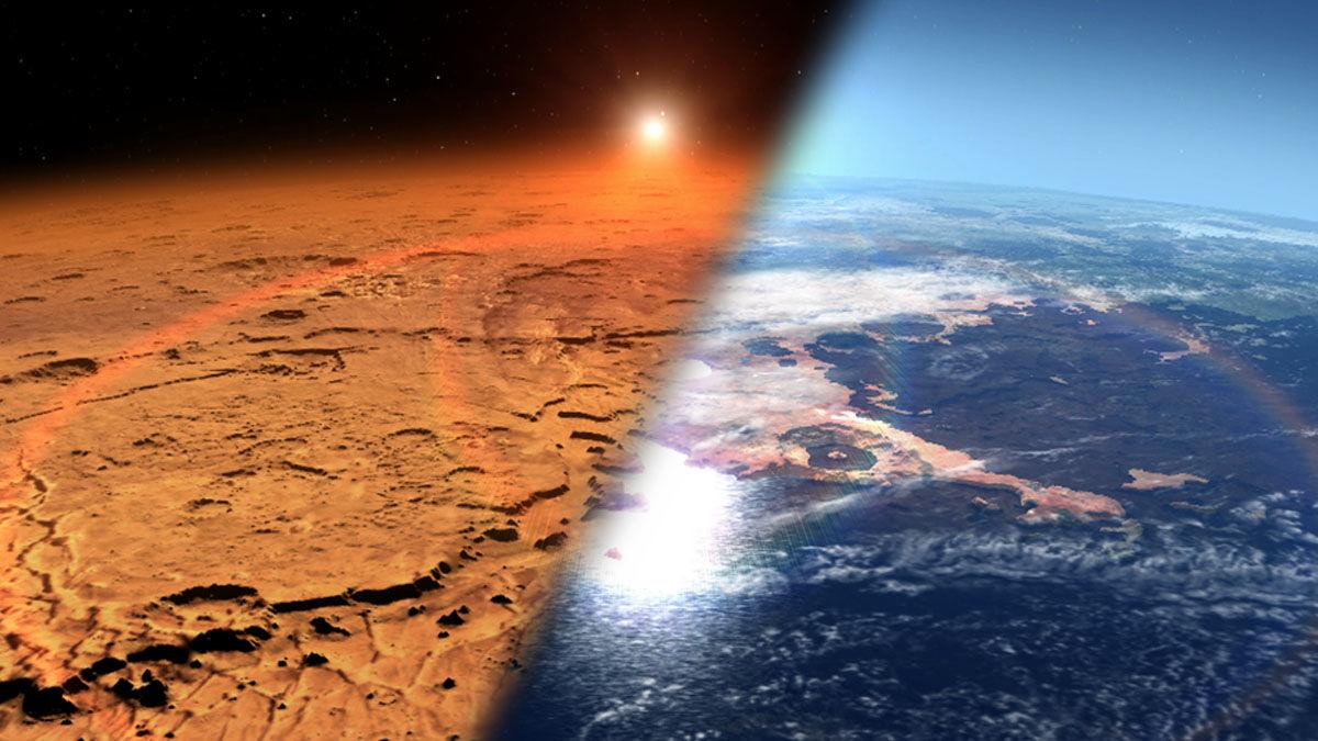 テラフォーミングの一歩となるか?「火星」の大気がなくなった理由