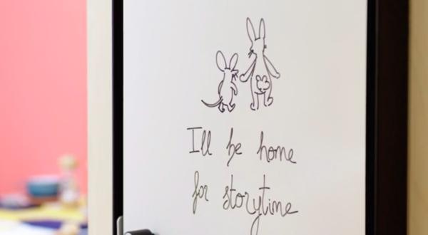離れて暮らす大切な人へ、手書きの温もりを届ける「お絵かきロボット」