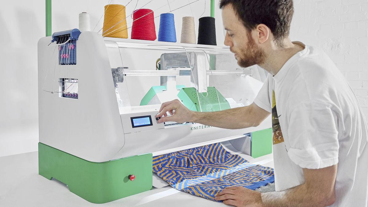 編み物に挫折した女子たちが喜ぶ「3Dプリンター」があるんです。