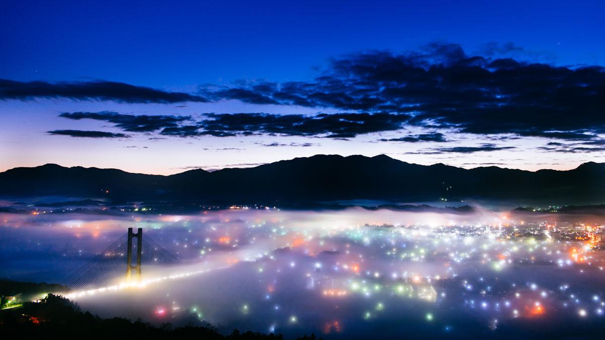 都内から2時間あまりで行けちゃう「絶景雲海スポット」