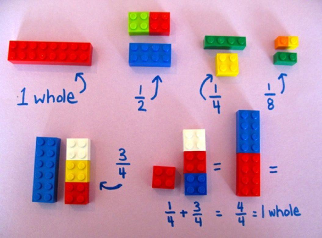 NYの小学校が、「レゴ」を使って算数を勉強中!