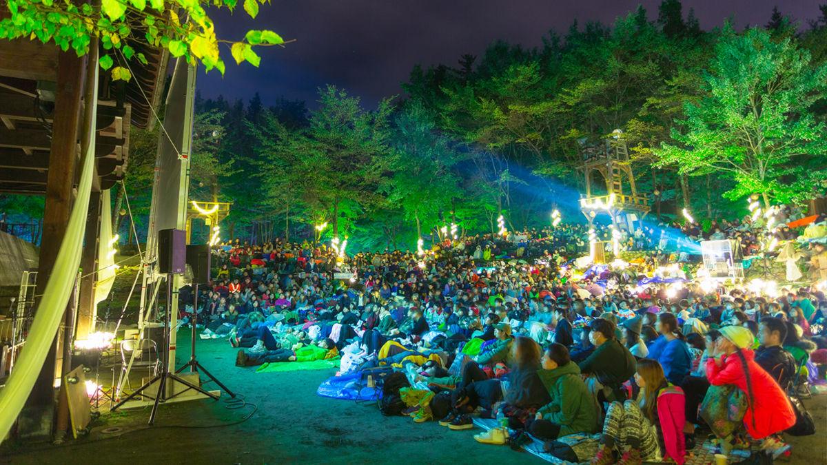 画像 GWの予定が決まっていないあなたへ、「夜の森」で映画鑑賞のススメ
