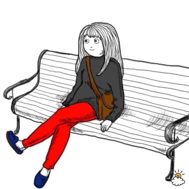 「座り方」に出ています…あなたの本当の性格。