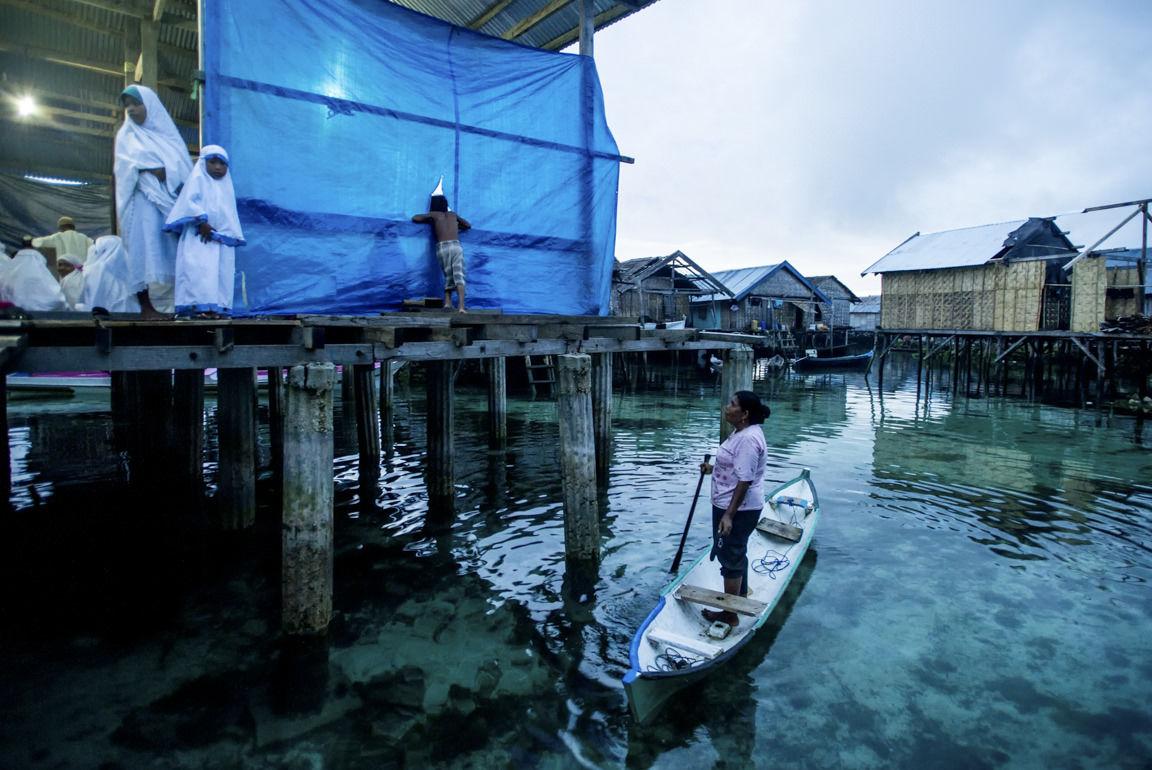 水深20mでも歩ける!?海の遊牧民族「バジャウ族」の暮らしが凄い・・・