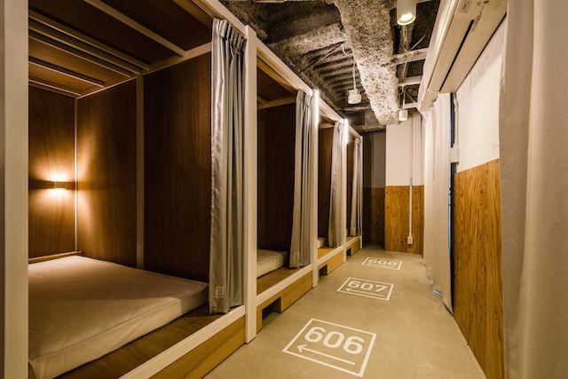 浅草にある、日本文化の発信地「ブンカホステル東京」